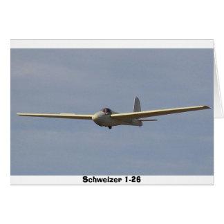 Cartão Schweizer 1-26