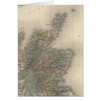 Cartão Scotland 4