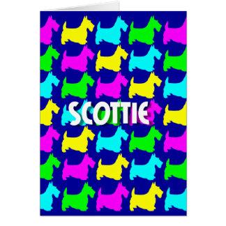 Cartão Scottie