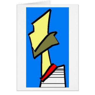 Cartão Scruff