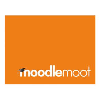 Cartão sede de Moodle