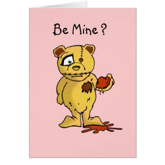 Cartão Seja meu?