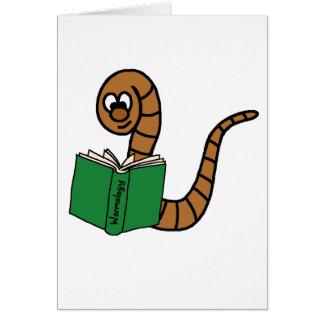 Cartão Sem-fim de livro