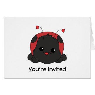 Cartão Senhora Desinsetar de Cutie