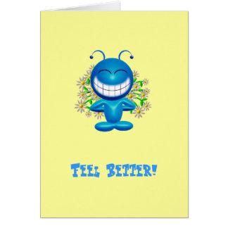 Cartão Sensação melhor!