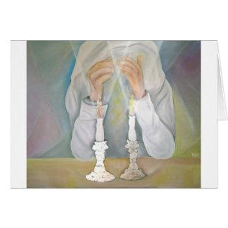 Cartão Shabbat