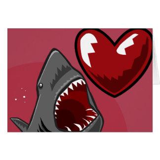 Cartão Sharkheart