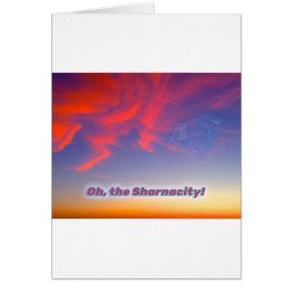 Cartão Sharnacity