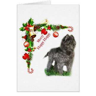 Cartão Sheepdog belga