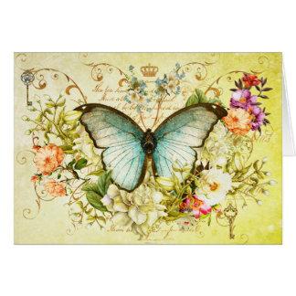 Cartão Shimmerfly