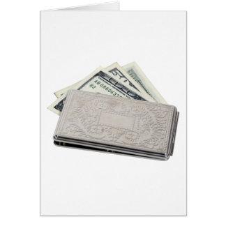 Cartão SilverMoneyHolder042810