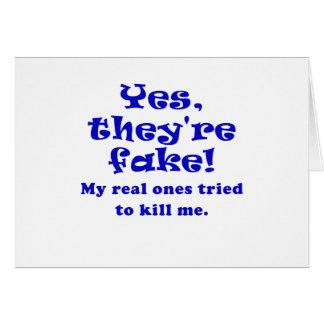 Cartão Sim são meus reais os falsificados tentados