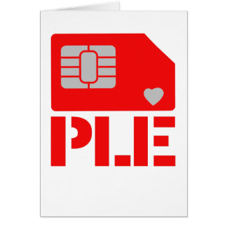 Cartão 'SIM'ple