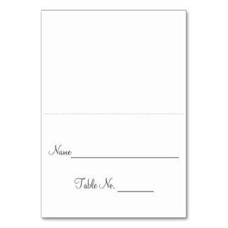 Cartão simples da escolta