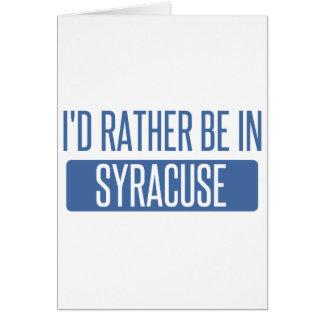 Cartão Siracusa