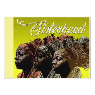 Cartão 'Sisterhood