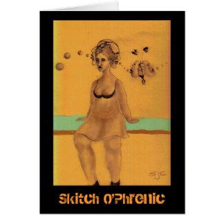 Cartão Skitch O'Phrenic