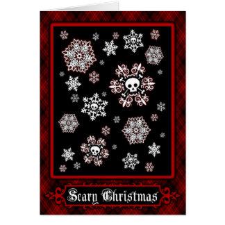 Cartão Skullflakes