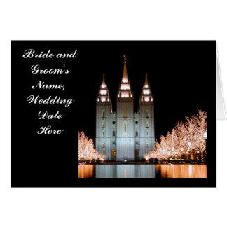 Cartão SLTemple-WeddingThankYou-Customizável