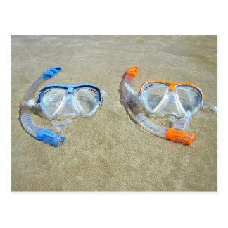 Cartão Snorkeling