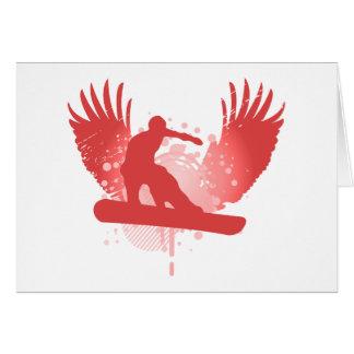 Cartão snowboard: fidelidade: