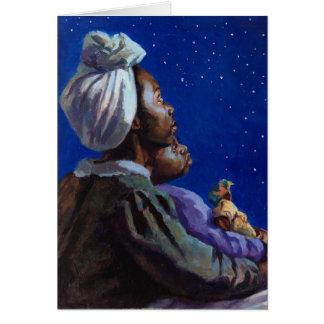 Cartão Sob os azuis da meia-noite 2003