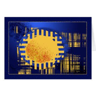 Cartão Solar