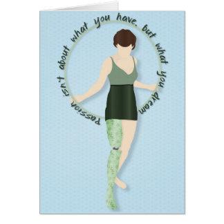 Cartão Sonhos da aro