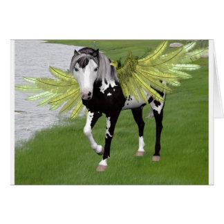 Cartão Sonhos de Pegasus