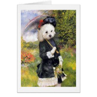 Cartão Sophie doce