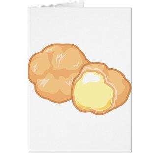 Cartão Sopro de creme