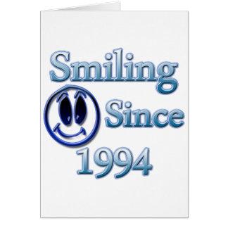Cartão Sorriso desde 1994