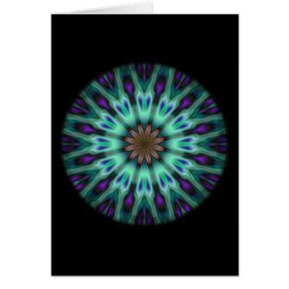 Cartão Spirograph de Illuminous