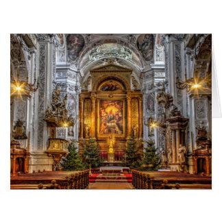 Cartão St. Maria de Dominikanerkirche Rotunda