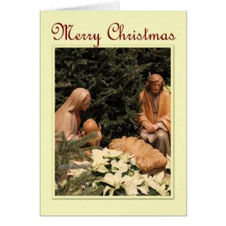 Cartão St. Mary Parish - Natal do comedoiro
