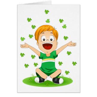 Cartão St Patrick