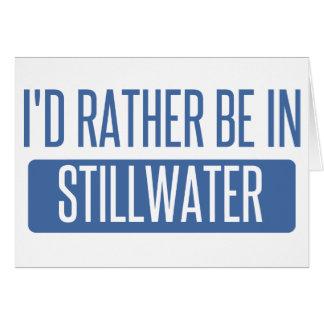 Cartão Stillwater