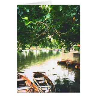 Cartão Stratford em Avon