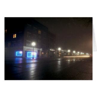 Cartão Streetscape IV - Greenfield como Paris