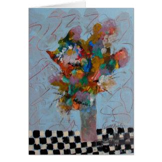 Cartão Suas flores selvagens