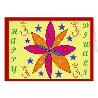 Cartão Subha Deepavali