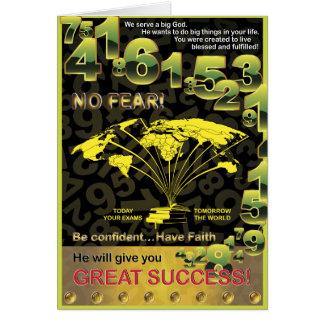 Cartão Sucesso global