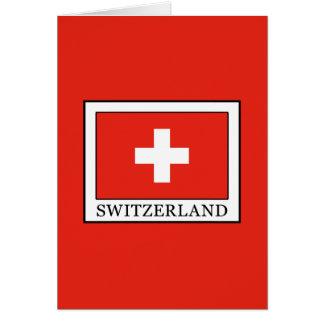 Cartão Suiça