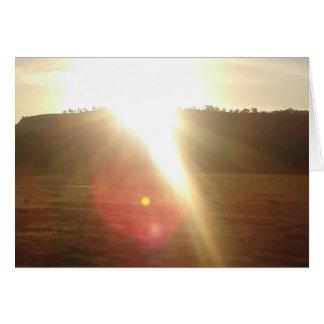 Cartão Sun dourado 3