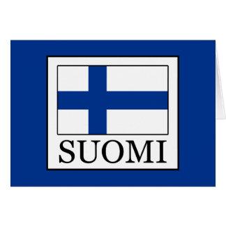 Cartão Suomi