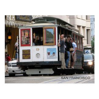 Cartão super de San Francisco!