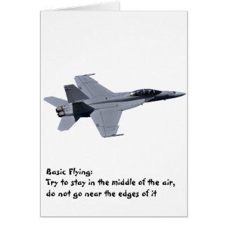 Cartão super do zangão do marinho F-18 dos E.U.