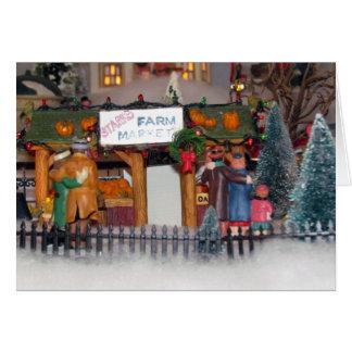 Cartão Suporte #4 da árvore de Natal