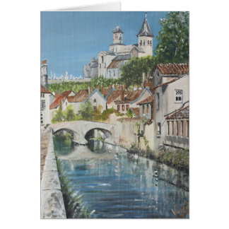 Cartão Sur Seine France de Chattillons. 2007