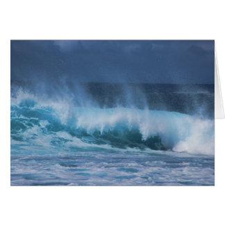 Cartão Surf alto